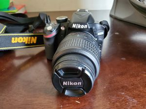 Nikon D3200 for Sale in South Windsor, CT