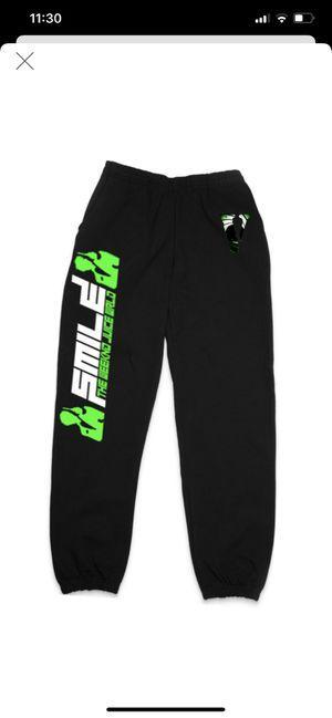 XO Juice wrld Vlone collab sweat pants for Sale in Eastvale, CA