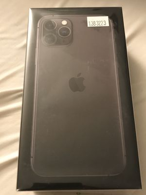 *Brand New - Sealed* iPhone 11 Pro 64 GB - UNLOCK iPhone. Pick up only. Cash Only!! for Sale in Rancho Cucamonga, CA