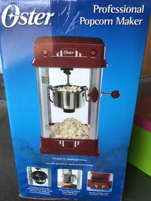 Popcorn machine for Sale in Sanger, CA