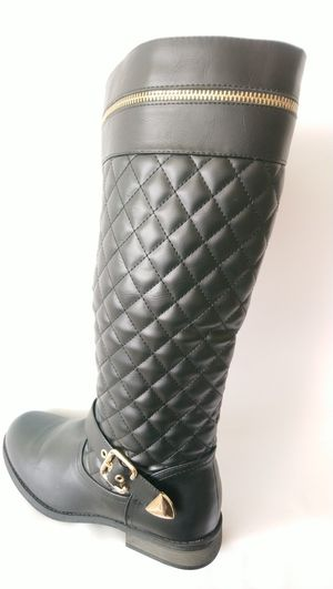 Women's Black Mid Calf Boots Size 9 for Sale in Washington, DC