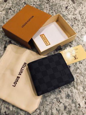 Louis Vuitton Monogram Men's Wallet - Brand New for Sale in Palos Hills, IL
