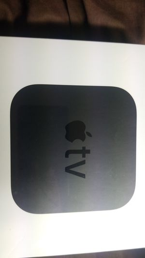 Apple TV 4k for Sale in Chino Hills, CA