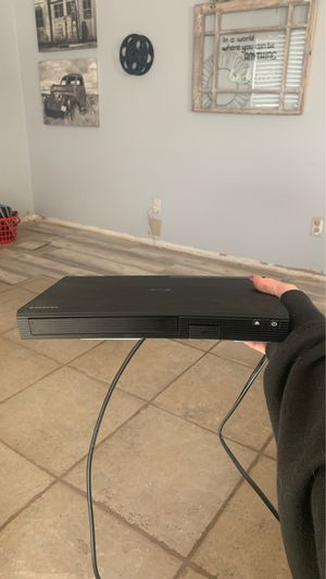 Samsung Blu-ray DVD player. for Sale in Riverside, CA