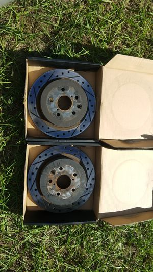 Luxus is250 is350 rear rotors for Sale in Winter Haven, FL