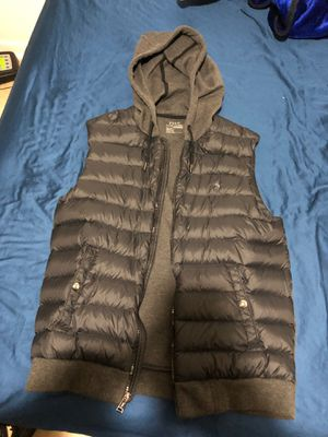 Polo Jacket With Hoodie for Sale in Houston, TX