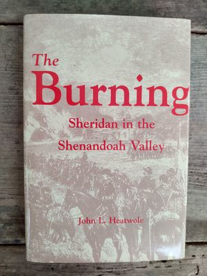The Burning by John Heatwole for Sale in Fort Defiance, VA