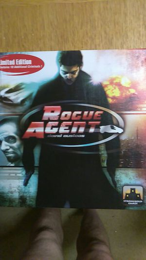 Stronghold Games Rogue Agent Board Game for Sale in Washington, DC
