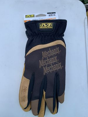 Mechanix Durahide FastFit Work Gloves L for Sale in New Cumberland, PA