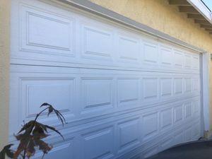 Garage Door (one year old) for Sale in Lynwood, CA