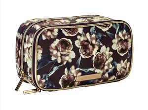 ItsJudyTime Fall Floral Double Zip Makeup/Makeup Brush Organizer for Sale in Chicago, IL