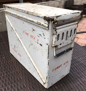 Vintage Steel Box / First Aid for Sale in Los Osos, CA