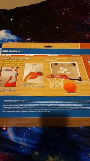 Cleveland Cavaliers NBA basketball hoop for Sale in Lithonia, GA