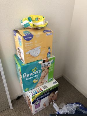 DIAPERS FOR SALE $70 for Sale in Oakland, CA