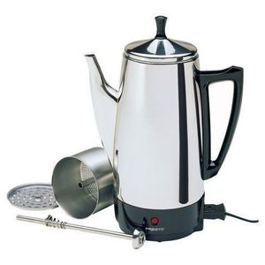 Coffee Maker Kitchen Home Stainless Cafetera Café Presto 02811 for Sale in Miami, FL