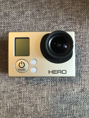 GoPro 3 for Sale in Chelmsford, MA