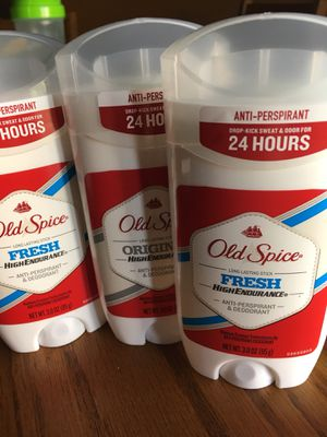 Old spice new for Sale in Phoenix, AZ