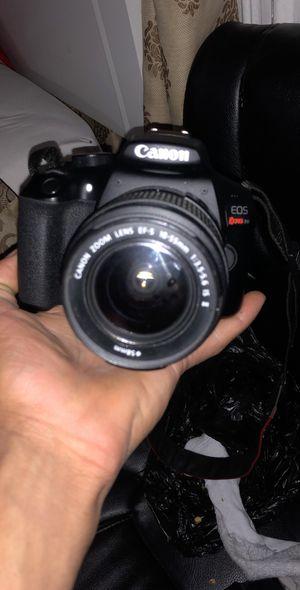 Cannon t6 camera for Sale in Brockton, MA