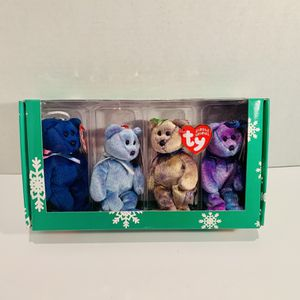 """TY Jingle Beanies """"Clubby Edition"""" Bears for Sale in Reno, NV"""