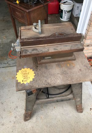 Dunlap table saw for Sale in Imperial, MO