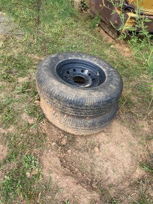 Brand new trailer tires 8 lug 235/80r16 10 ply for Sale in Newnan, GA