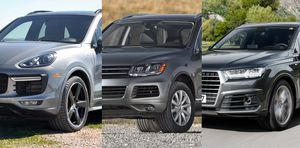 Looking for 2011 Touareg / Cayenne / Q5 / Q7 for Sale in Los Angeles, CA