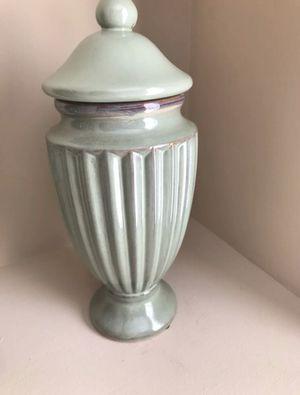 "Ceramic Oriental Style Vase-Jar 17"" H for Sale in Alexandria, VA"