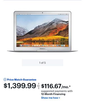 Apple Mac book Air 2014 for Sale in Houston, TX