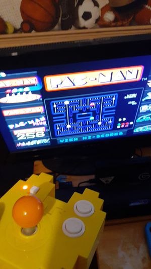 Plug and play pacman arcade games for Sale in Dinuba, CA
