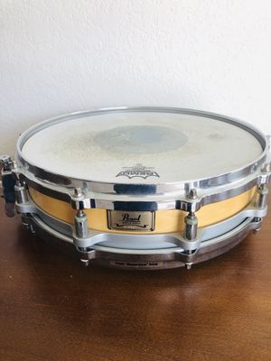 """Pearl Snare Drum 3.5 x14"""" Free Floating Maple Shell for Sale in Los Angeles, CA"""