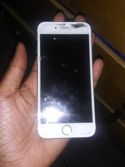 Iphone 6 For Parts Pick Up Only for Sale in Fort Lauderdale,  FL