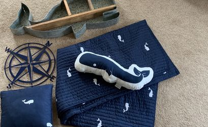 Child's Nautical themed Bedroom accessories for Sale in Happy Valley,  OR