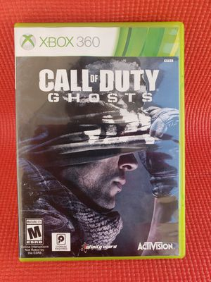 Call of duty ghosts xbox 360 for Sale in Norwalk, CA
