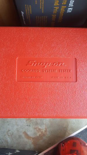 Snap-on cooling system tester for Sale in Whittier, CA