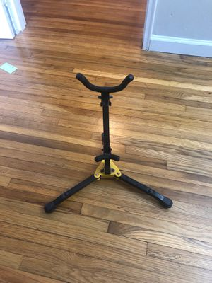 Hercules saxophone stand for Sale in Old Bridge Township, NJ
