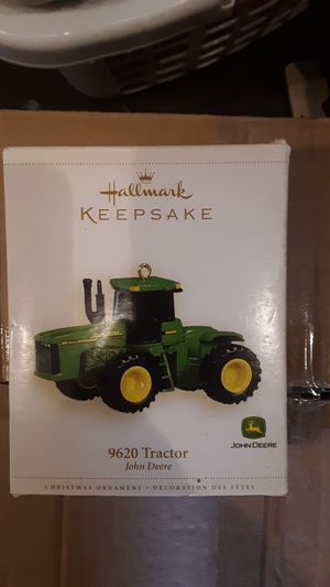 John Deere 9620 Tractor Christmas Ornament for Sale in Snohomish, WA