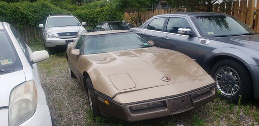 1984 corvett for Sale in Woodbridge,  VA