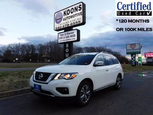 2018 Nissan Pathfinder for Sale in Fredericksburg, VA