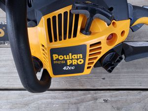 Poulan chainsaw for Sale in Colorado Springs, CO