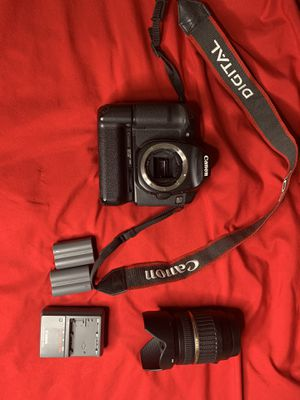 Canon EOS40D with Tamron Aspherical LD XR DI-II AF 18-200mm F3.5-6.3 for Sale in Parkland, FL