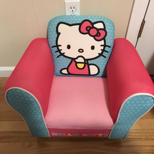 Hello Kitty Rocking Chair for Sale in Rockland, MA