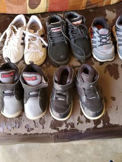 Baby Shoes Used for Sale in Grandview,  WA