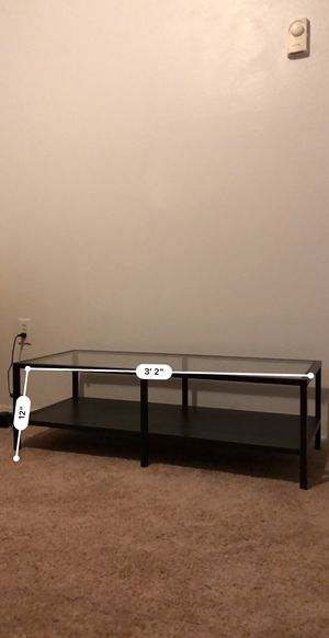 Glass coffee table for Sale in Lake Stevens, WA