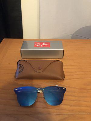 Blue blaze Clubmaster sunglasses for Sale in Ballwin, MO