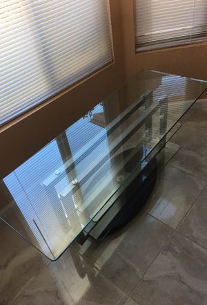 Contemporary rotating coffee table Original price $259.00 for Sale in Glendale, AZ