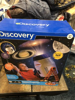 Discovery space projector for Sale in Southington, CT