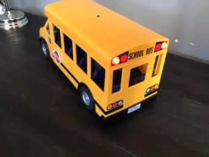 Playskool City School Bus with Flashing Lights for Sale in Goodlettsville, TN