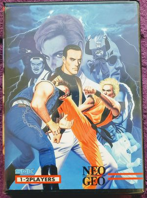 NEO GEO MVS - ART OF FIGHTING for Sale in Santa Clarita, CA