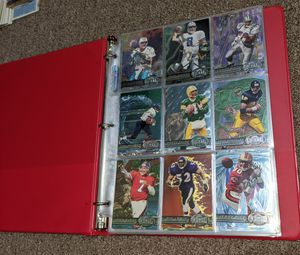 1997 Fleer Metal Universe Football Set for Sale in Chicago, IL