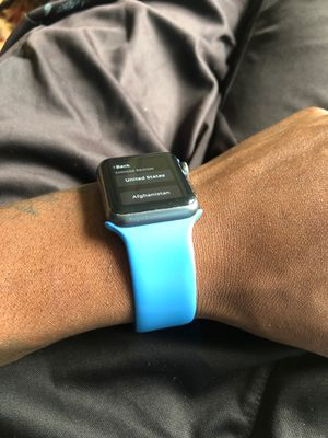Apple Watch Series 3 38mm for Sale in Haines City, FL